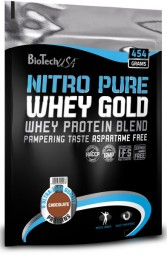 Biotech USA, Nitro Pure Whey Gold 454 g